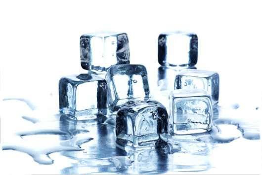 Кубиковый лёд