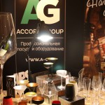 Accord Group на фестивале BAROMETER International Bar Show 2018