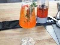 Готовим Virgin Spritz по рецепту Татьяны Козик