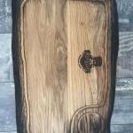 Изготовление досок и элементов сервировки из дерева
