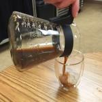 Как быстро приготовить кофе холодного заваривания