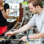 Фото-отчет с МК Виктора Тимчишина «Мясные блюда в ресторане»