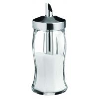 Купить Pasabahce Black&White 80078 Сахарница с дозатором 240 мл