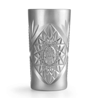Купить Libbey Hobstar Silver Cooler Стакан высокий 470 мл