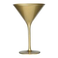 Stoelzle Olympic Бокал для мартини золотой 240 мл в интернет магазине профессиональной посуды и оборудования Accord Group