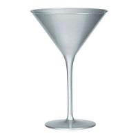 Stoelzle Olympic Бокал для мартини серебряный 240 мл в интернет магазине профессиональной посуды и оборудования Accord Group