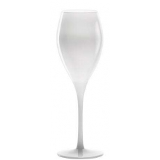 Купить Бокал для шампанского Stoelzle Black&White глянец 210 мл
