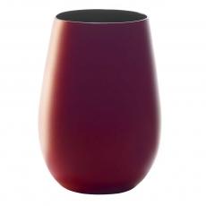 Купить Стакан Stoelzle Red&Black матовый-красный/черный 465 мл