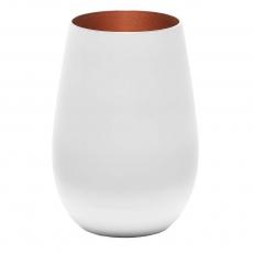 Купить Стакан Stoelzle Olympic матовый-белый/бронзовый 465 мл