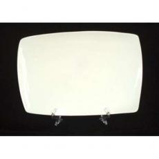 Тарелка мелкая прямоугольная 200х140 мм Helios