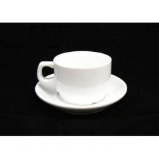 Чашка с блюдцем 250 мл отель Helios