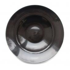 Lubiana Kaszub/Hel Тарелка для пасты 270 мм черная 6590/6