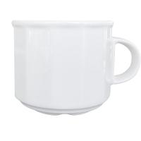 Lubiana Merkury Чашка чайная 200 мл  в интернет магазине профессиональной посуды и оборудования Accord Group