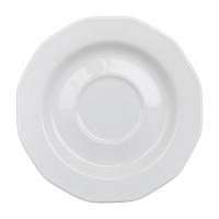 Lubiana Merkury Блюдце 140 мм  в интернет магазине профессиональной посуды и оборудования Accord Group