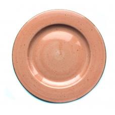 Lubiana Wersal Тарелка круглая 290 мм терракотовая 6630/2