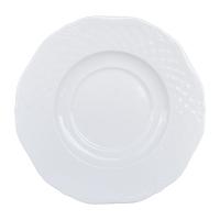Lubiana Afrodyta Блюдце 135 мм в интернет магазине профессиональной посуды и оборудования Accord Group