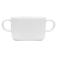Lubiana Victoria Бульонная чашка 320 мл Hotel с ручками  в интернет магазине профессиональной посуды и оборудования Accord Group