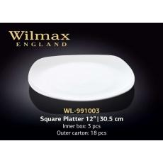 Wilmax Тарелка квадратная 305 мм