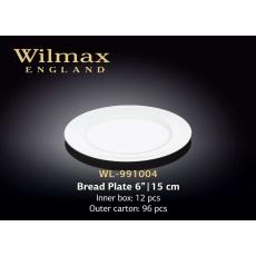 Wilmax Тарелка круглая с бортом 150 мм