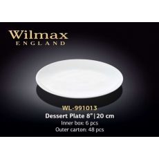 Wilmax Тарелка круглая 200 мм