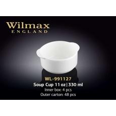 Купить Wilmax Бульонная чашка с ушками 330 мл