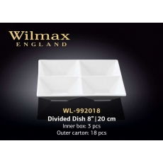 Купить Wilmax Менажница квадратная 200х200 мм