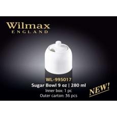 Купить Wilmax Сахарница 280 мл Color