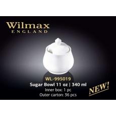 Купить Wilmax Сахарница 340 мл Color 5019