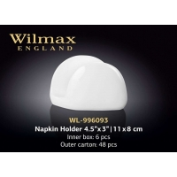 Wilmax Подсалфетник 110х80 мм в интернет магазине профессиональной посуды и оборудования Accord Group