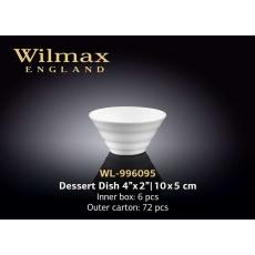 Wilmax Емкость для десерта 100х50 мм