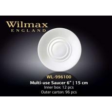Wilmax Блюдце универсальное 150 мм