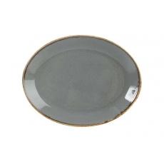 Купить Porland Seasons Dark Gray Блюдо овальное 240 мм