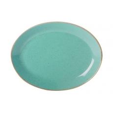 Купить Porland Seasons Turquoise Блюдо овальное 240 мм