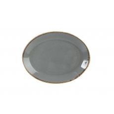 Купить Porland Seasons Dark Gray Блюдо овальное 360 мм