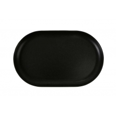 Купить Porland Seasons Black Блюдо овальное 320 мм