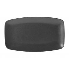 Купить Porland Seasons Black Блюдо прямоугольное 310х180 мм