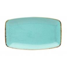 Купить Porland Seasons Turquoise Блюдо прямоугольное 310х180 мм