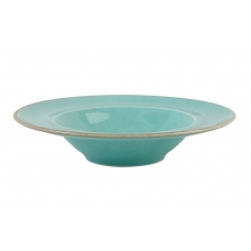 Porland Seasons Turquoise Тарелка для пасты 250 мм