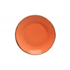 Купить Porland Seasons Orange Тарелка круглая 180 мм