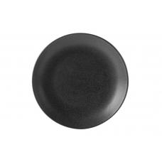 Porland Seasons Black Тарелка круглая 280 мм