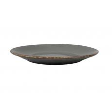 Купить Porland Seasons Dark Gray Тарелка круглая 300 мм