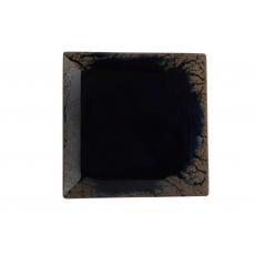 Купить Porland Root Rusty Alumilite Блюдо квадратное 180 мм