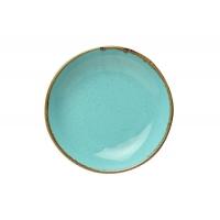 Porland Seasons Turquoise Тарелка глубокая 260 мм в интернет магазине профессиональной посуды и оборудования Accord Group