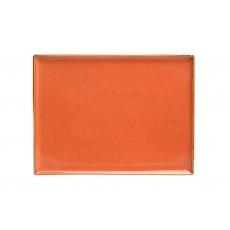 Купить Porland Seasons Orange Тарелка прямоугольная 270х210 мм