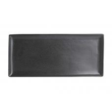 Porland Seasons Black Блюдо прямоугольное 350х160 мм