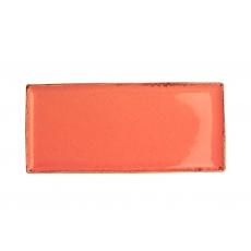 Купить Porland Seasons Orange Блюдо прямоугольное 350х160 мм