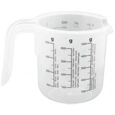 Купить Мерный стакан пластиковый с ручкой 2777
