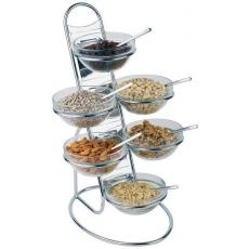 Купить Набор для шведского стола из 11 предметов APS 11499