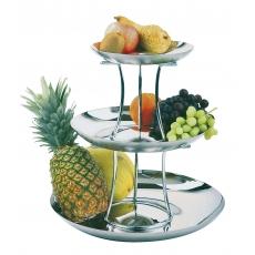 Купить Этажерка для фруктов 3-х ярусная APS Royal 24336