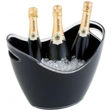 Чаша для шампанского с 2-мя ручками APS 36054